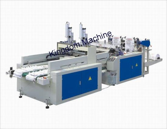 Automatic Plastic Shopping Bag Machine