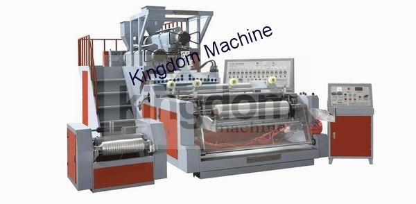 Double Layer Stretch Film Machine