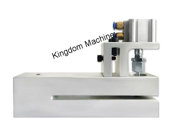 Hole Punch Device For Plastic Bag Machine