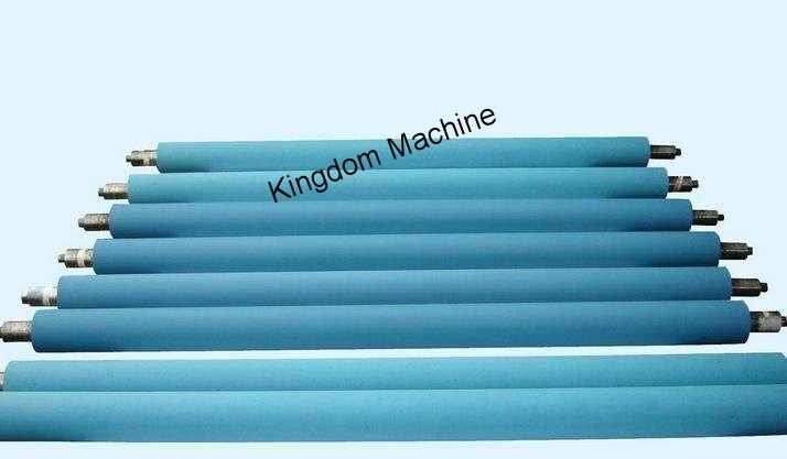 Printing Rubber Roller For Flexographic Printing Machine